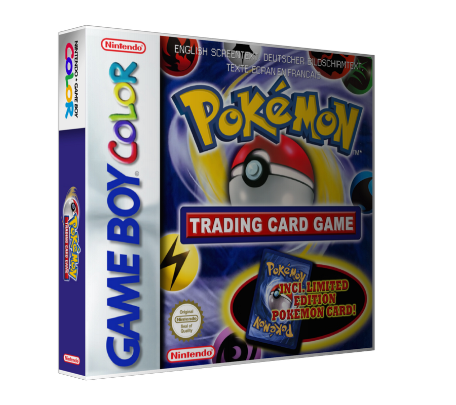 picture regarding Printable Pokemon Trading Cards identified as Gameboy Coloration Pokemon Investing Card Match Activity Protect In the direction of In good shape A UGC Style and design Substitution Recreation Situation